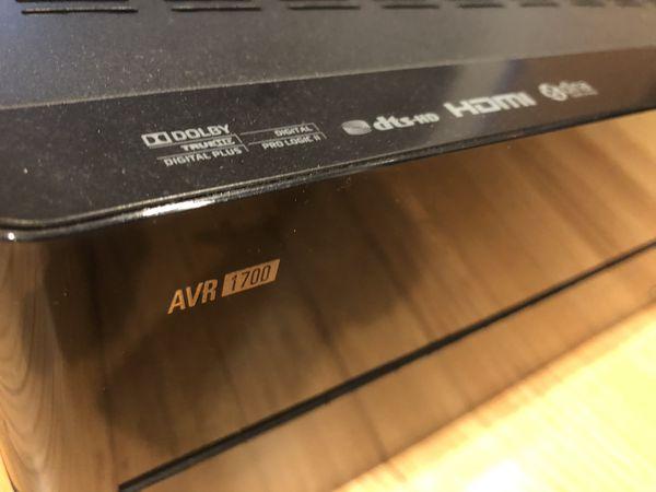 Harman Kardon A/V Receiver AVR1700
