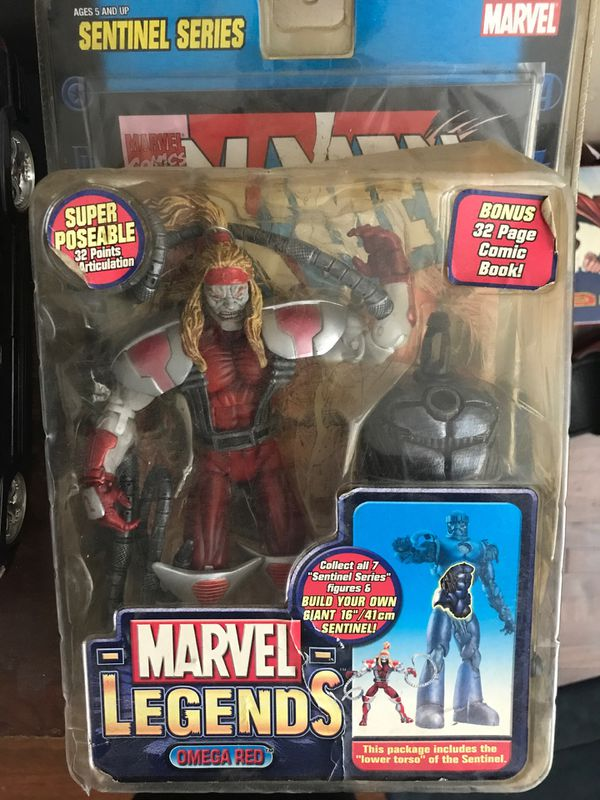 Action figures collectibles