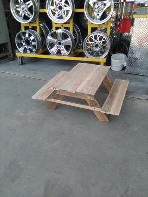 Toddlers picnic table for Sale in Bakersfield, CA
