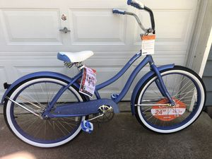 Huffy cruiser bike 24in NEW for Sale in Norcross, GA