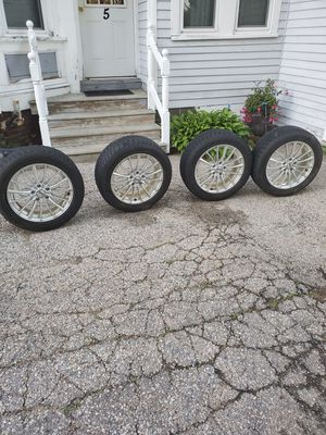 4 gently used Advanti Tires for Sale in Boston, MA