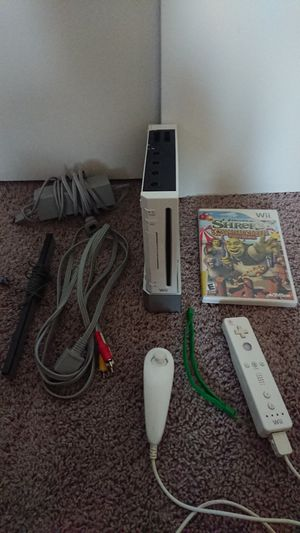 Nintendo Wii bundle for Sale in Minneapolis, MN