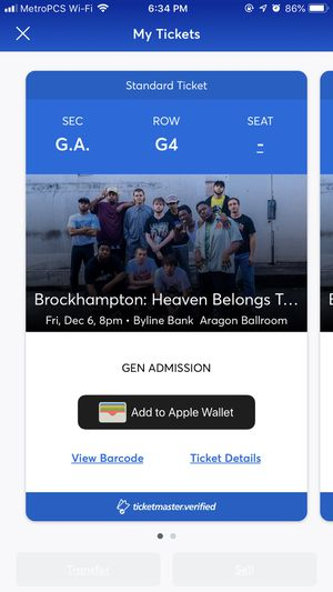 BROCKHAMPTON TICKETS for Sale in Columbus, OH