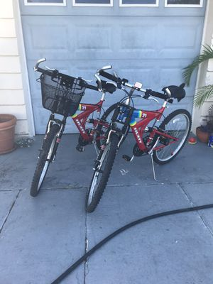 """Bikes 26"""" in in good condition like new for Sale in New Port Richey, FL"""