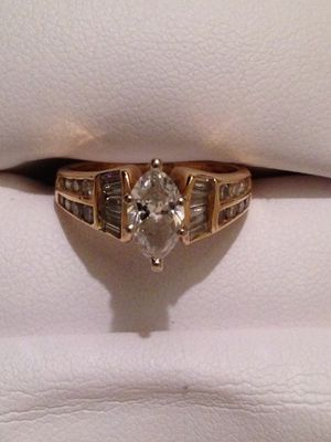 Marquise Diamond Ring for Sale in Reston, VA