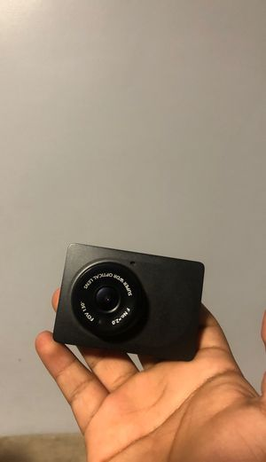 YI car camera comes with charger for Sale in Oak Park, IL