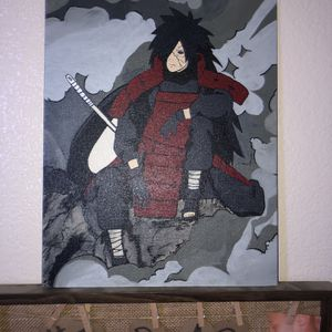 11x14 Madara Uchiha for Sale in Tulare, CA