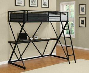 Bunk bed desk for Sale in Garfield, GA