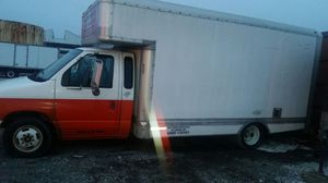 1998 ford 350 box truck for Sale in Essex, MD