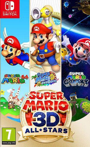 Super Mario 3D all Stars Nintendo switch for Sale in San Bernardino, CA