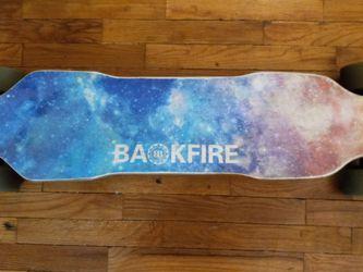 BACKFIRE GALAXY electric Longboard 25MPH for Sale in Aberdeen,  WA