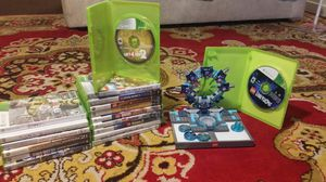 X box 360 Games with Lego dimension for Sale in San Francisco, CA