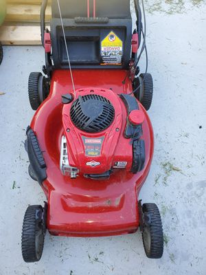 craftsman lawn mower almost nee used a few times self propelled for Sale in Virginia Beach, VA