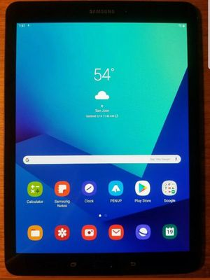 Galaxy tab s3 with spen and case for Sale in Alafaya, FL