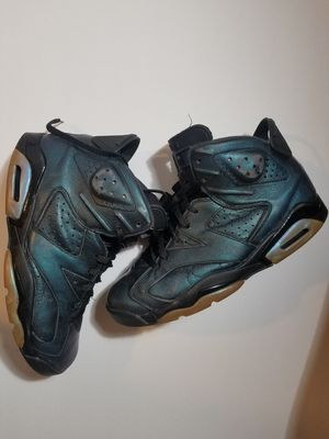 Nike air jordan 6 all star chameleon size 8.5 men for Sale in Santa Monica, CA
