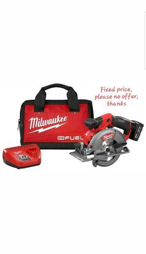 "Milwaukee 2530-21XC M12 FUEL™ 5-3/8"" Circular Saw Kit for Sale in Upper Marlboro, MD"