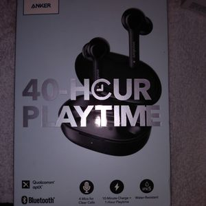 ANKER sound core Life Note Total wireless Earbuds for Sale in San Diego, CA