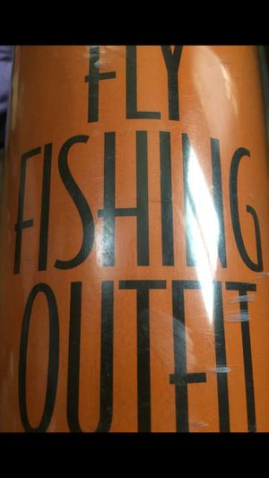 Fly Fishing 3 piece fresh water fly rod for Sale in Fresno, CA