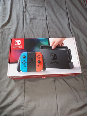 Nintendo Switch (Shipping only no meet ups) for Sale in Miami, FL