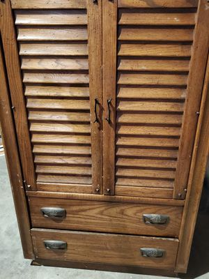 bunk beds and armoire for Sale in Festus, MO