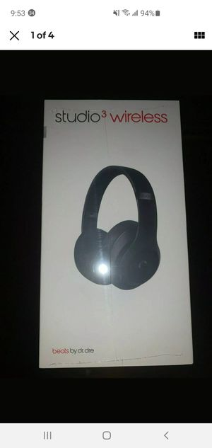 Beat by dre studio 3 for Sale in Chicago, IL