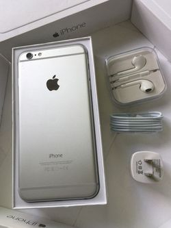 iPhone || 6 || iCloud Unlocked || Works For Any SIM Company Carrier | Works For Locally & INTERNATIONALLY || >Like New< for Sale in Springfield,  VA
