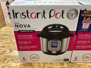Instant pot duo 6QT for Sale in Tacoma, WA