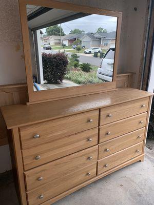 Wood Dresser for Sale in Pensacola, FL