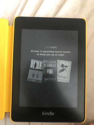 Paperwhite kindle for Sale in Long Beach, CA
