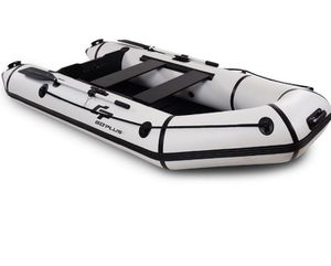 Goplus 4 person boat and trailer for Sale in Lakewood, CO