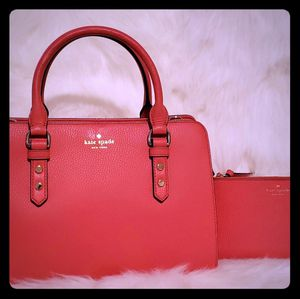 Kate Spade Lise Mulberry Street Crossbody Satchel for Sale in St. Louis, MO