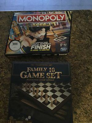 Board games for Sale in Glendale, AZ