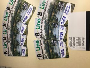 B Line Butte Regional Transit Bus Passes for Sale in Chico, CA