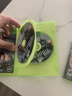 Xbox 360 7 CD Games LAST CALL! for Sale in Lake Forest, CA