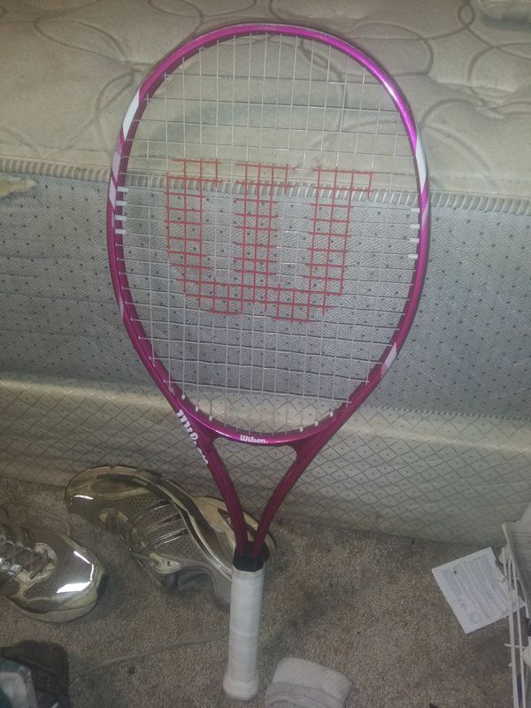 Wilson Tennis Rack