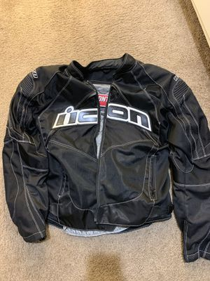 Icon Motorcycle Jacket for Sale in Tustin, CA