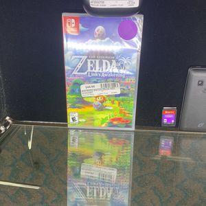 New Zelda Links Awakening Nintendo Switch for Sale in Miami, FL