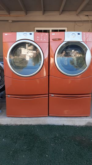 Pair Kenmore washer & gas dryer for Sale in Phoenix, AZ