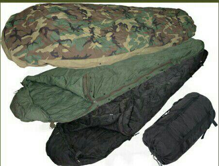 Military Issued Sleep System *