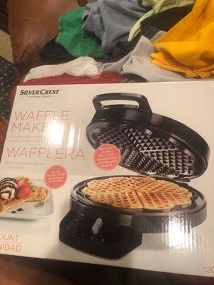 SilverCrest Waffle Maker for Sale in Lorton, VA