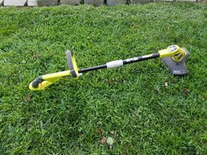 Ryobi string trimmer for Sale in Hyattsville, MD