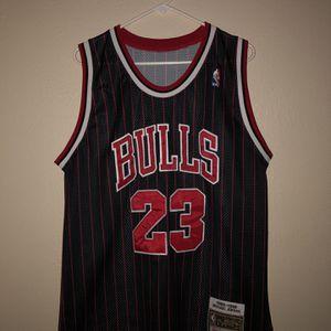 Michael Jordan #23 1995-96 Pinstripe Classic Jersey (LARGE) for Sale in Carrollton, TX