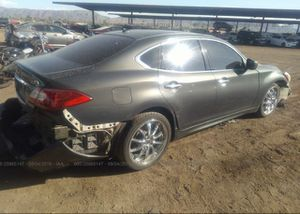 Parting wrecked 2012 infinity M37 for Sale in Laveen Village, AZ
