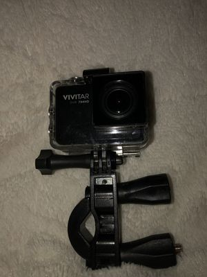 Vivitar camera (similar to GoPro type thing) for Sale in Portland, OR