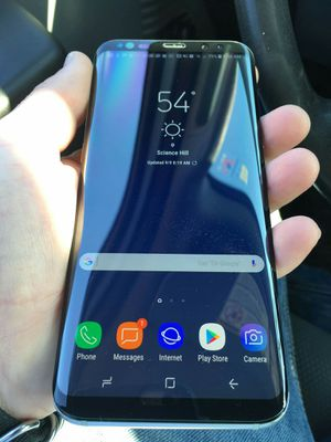 SAMSUNG Galaxy S8 Plus, UNLOCKED...Perfect Condition..Like New. Negotiable Price. for Sale in Springfield, VA