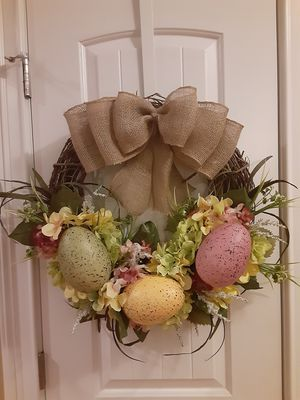 Easter Wreath for Sale in Climax, NC