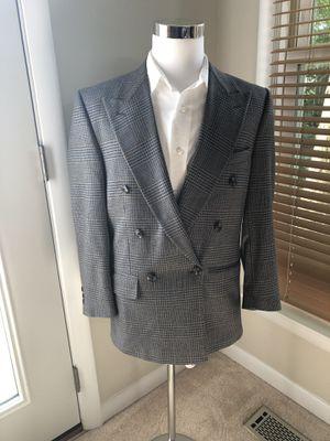 Men's suit jacket by Burberry for Sale in Dumfries, VA