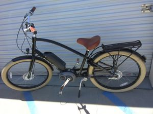 Electric bicycle (Electra Townie 8i Bosch) for Sale in Laguna Beach, CA