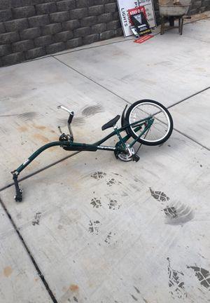 Bike trailer for kids for Sale in Hesperia, CA