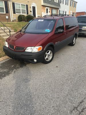 Nice Minivan FOR SALE for Sale in Baltimore, MD